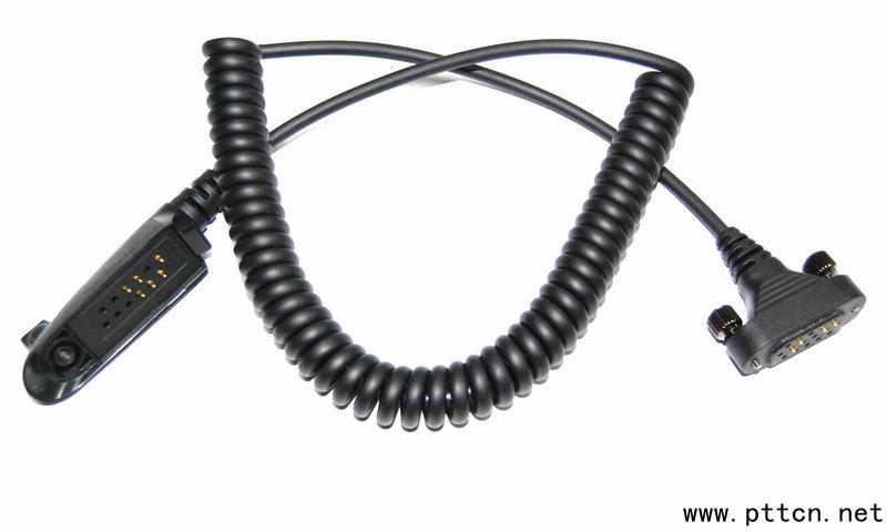执法记录仪对讲机连接线